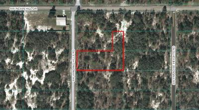 Dunnellon Residential Lots & Land For Sale: 00 SW 00 Hwy 488 Road