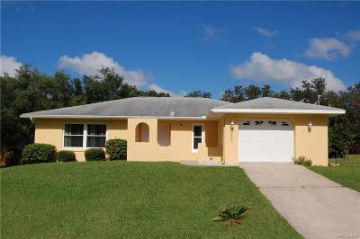 Single Family Home For Sale: 9834 N Dana Way