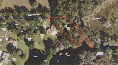 Inverness FL Residential Lots & Land For Sale: $89,900