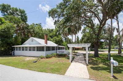 Crystal River Commercial For Sale: 353 NE 2nd Street