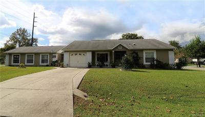 Beverly Hills Single Family Home For Sale: 4124 N Davis Street