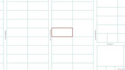 Dunnellon Residential Lots & Land For Sale: Tbd Lot 38 SW Little Cliffs Drive
