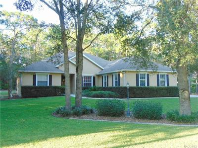 Hernando Single Family Home For Sale
