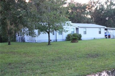 Crystal River  Mobile Home For Sale: 4278 N Weewahi Point