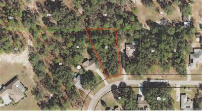 Residential Lots & Land For Sale: 1485 E Saint James Loop