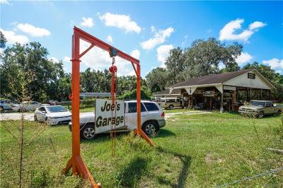Citrus County Commercial For Sale: 517 Ella Avenue