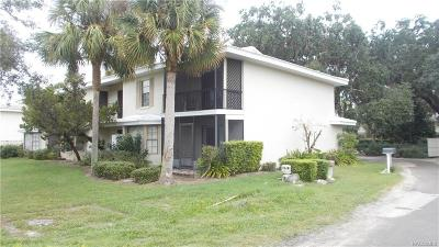 Crystal River Condo/Townhouse For Sale: 1260 N Seagull Point #144