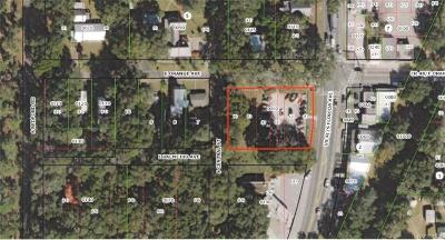 Floral City Residential Lots & Land For Sale: 7780 S Florida Avenue