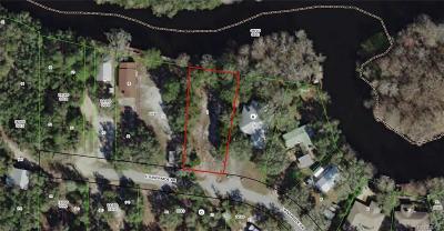 Dunnellon Residential Lots & Land For Sale: 3825 E Riverside Dr