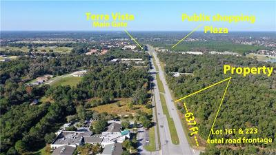 Hernando Residential Lots & Land For Sale: 161 W Norvell Bryant