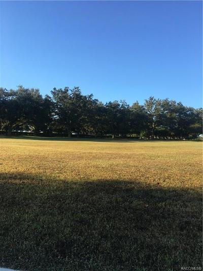Hernando Residential Lots & Land For Sale: 170 W Redsox Path