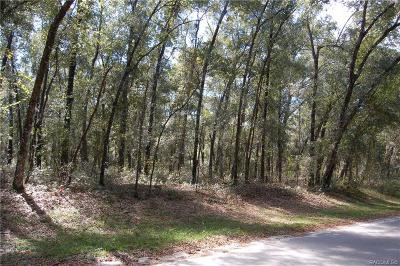 Inverness Residential Lots & Land For Sale: 5944 E Payson Court