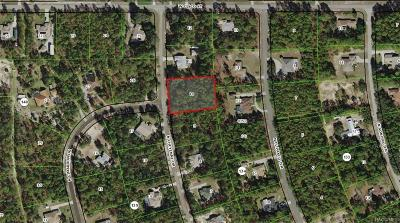 Beverly Hills Residential Lots & Land For Sale: 5331 N Cheyenne Drive
