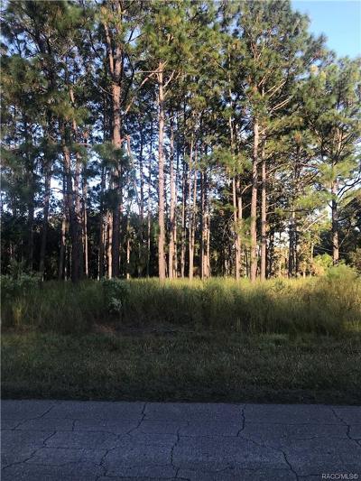 Pine Ridge Residential Lots & Land For Sale: 1919 W Mesa Verde Drive