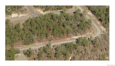 Citrus Springs Residential Lots & Land For Sale: 7292 N Ireland Drive