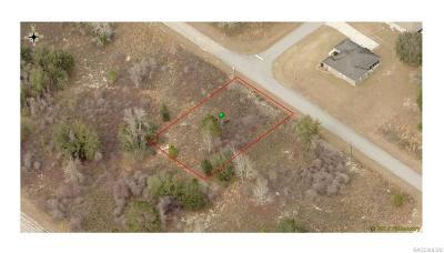 Citrus Springs Residential Lots & Land For Sale: 8536 N Garland Way