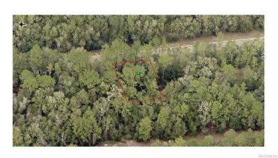 Citrus Springs Residential Lots & Land For Sale: 720 E Byrd Loop