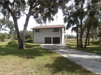 Single Family Home For Sale: 6060 N Bayfront Drive