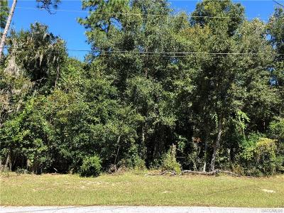 Inverness Residential Lots & Land For Sale: 6677 E Haynes Lane