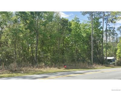 Dunnellon Residential Lots & Land For Sale: Rainbow Lakes Boulevard