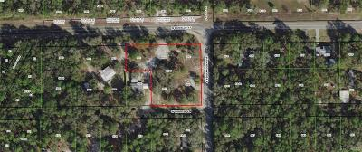 Dunnellon Residential Lots & Land For Sale: W Dunklin Street