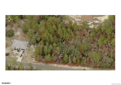 Residential Lots & Land For Sale: 3677 W Florentine Drive