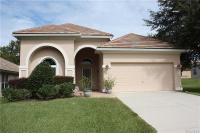 Hernando FL Single Family Home For Sale: $279,900