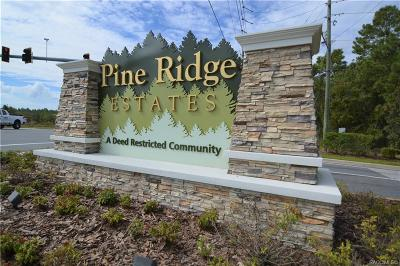 Pine Ridge Residential Lots & Land For Sale: 5898 N Flagstaff Avenue