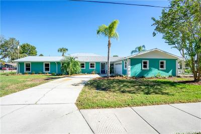 Crystal River Single Family Home For Sale: 1791 NW 21st Court