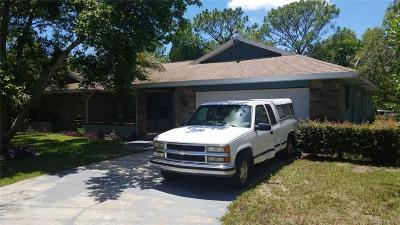 Homosassa Single Family Home For Sale: 17 Salvia Court