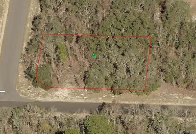 Citrus Springs Residential Lots & Land For Sale: 6103 N Walter Terrace