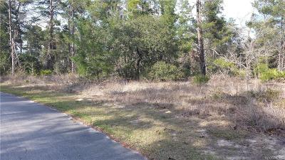 Homosassa Residential Lots & Land For Sale: 23 Statice Court