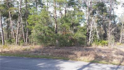 Homosassa Residential Lots & Land For Sale: 5 Palm Grass Court