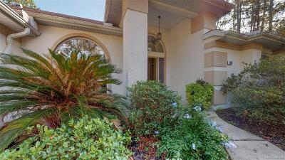 Beverly Hills FL Single Family Home For Sale: $275,000