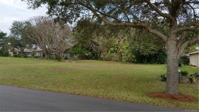 Lecanto Residential Lots & Land For Sale: 2520 N Brentwood Circle