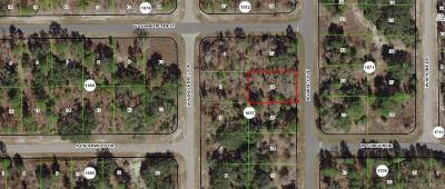 Citrus Springs Residential Lots & Land For Sale: 6248 N Varsity Avenue