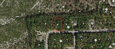 Citrus Springs Residential Lots & Land For Sale: 7605 N Firwood Circle
