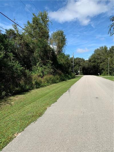 Inverness Residential Lots & Land For Sale: 1036 N Sonia Avenue