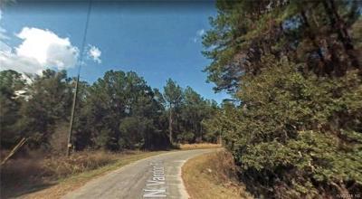 Citrus County Residential Lots & Land For Sale: 8422 N Vardon Road