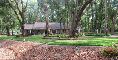 Ocala Single Family Home For Sale: 4180 SE 26th Terrace Road