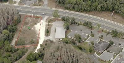 Crystal River Residential Lots & Land For Sale: 7120 W Gulf To Lake Highway