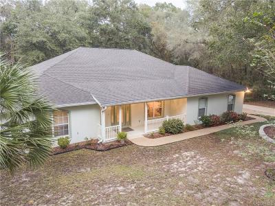 Single Family Home For Sale: 7801 SW 186th Circle
