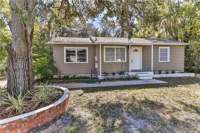 Citrus County Single Family Home For Sale: 1006 Leroy Bellamy Road
