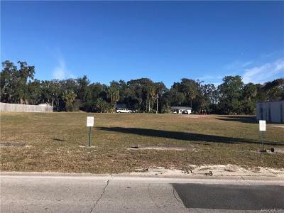 Citrus County Residential Lots & Land For Sale: 471 NE 1st Terrace