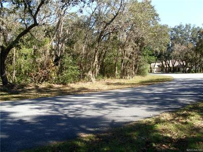 Lecanto Residential Lots & Land For Sale: 277 N Seton Avenue