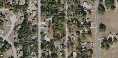 Citrus County Residential Lots & Land For Sale: 1119 Jones Avenue