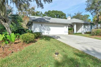 Homosassa Single Family Home For Sale: 18 Linder Drive