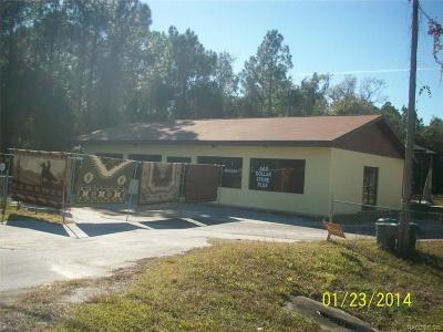 Crystal River Commercial For Sale