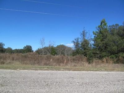 Citrus Springs Residential Lots & Land For Sale: 879 E Delbrook