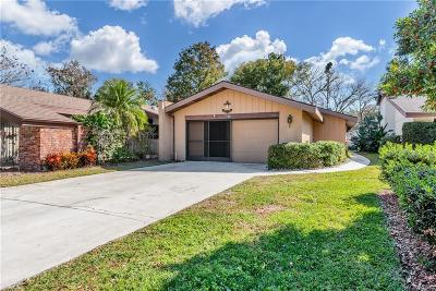 Homosassa Single Family Home For Sale: 11482 W Clubview Drive